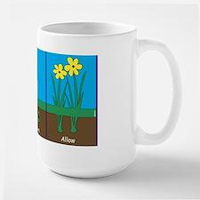 Ask, Believe, Allow Mug