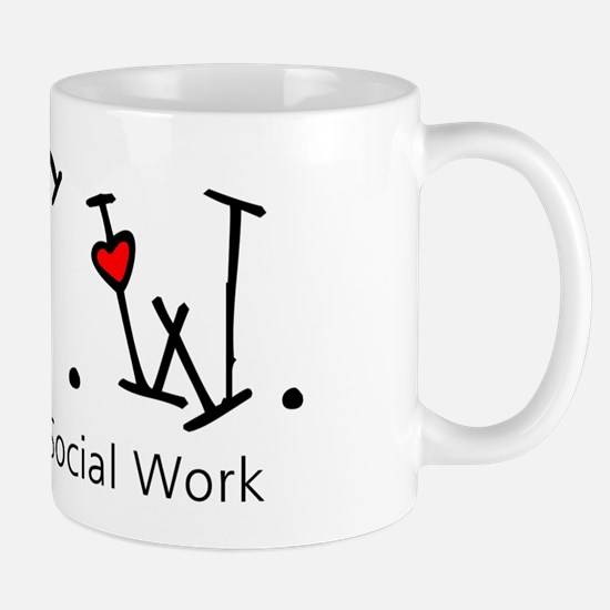 BSW Hearts (Design 2) Mug
