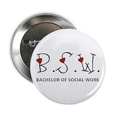 BSW Hearts (Design 2) Button