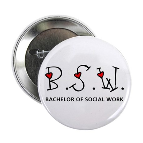 BSW Hearts (Design 2) Button
