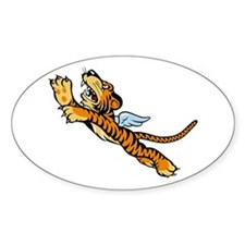 The Flying Tiger Decal