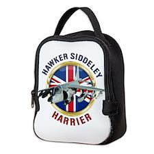 Hawker Siddeley Harrier Neoprene Lunch Bag