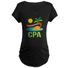 Retired CPA T-Shirt