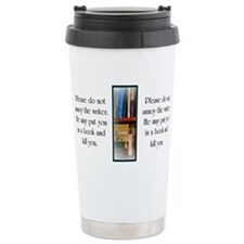 Cool Love books Travel Mug