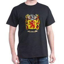 Mallory Coat of Arms - Family Crest T-Shirt