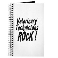 Veterinary Techs Rock ! Journal