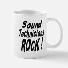 Sound Techs Rock ! Mug