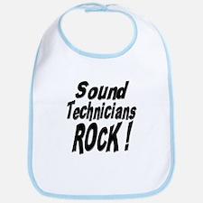 Sound Techs Rock ! Bib