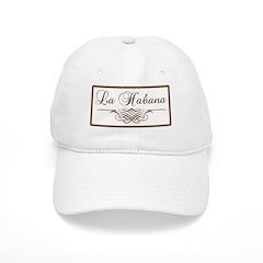La Habana Province Baseball Cap