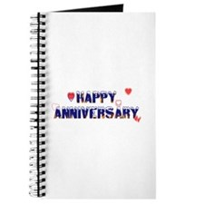Happy Anniversary-melt Journal