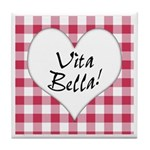 Vita Bella Tile Coaster