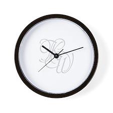 Keller Williams Wall Clock