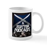 Scottish Podcast Logo Mugs