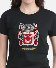 Mannin Coat of Arms - Family  Tee