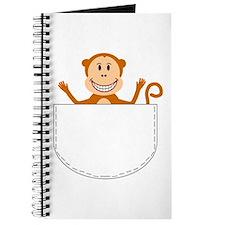 Funny Pocket kids Journal