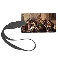 Waldmuller: The Cloister Soup, 1 Luggage Tag