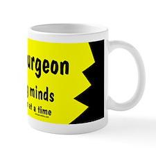 Brain Surgeon Small Mug