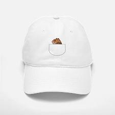 Hamster pocket pal Baseball Baseball Cap