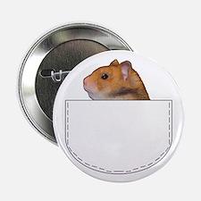 Hamster pocket pal Button