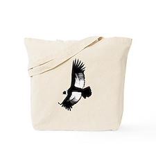 Soaring Hawk Tote Bag