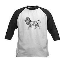 Lion Sketch Baseball Jersey