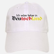 Germany Baseball Baseball Cap