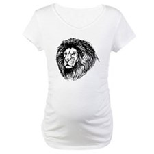 Lion Face Sketch Shirt