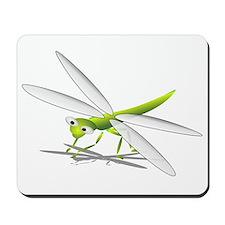 Cartoon Dragonfly Mousepad