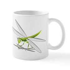 Cartoon Dragonfly Mugs