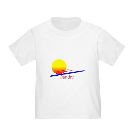 Dandre Toddler T-Shirt