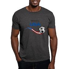 Soccer 2014 USA 1 T-Shirt
