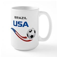 Soccer 2014 USA 1 Mug