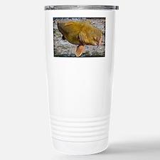 Flathead Catfish Rug Travel Mug