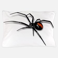 Red Back Spider Pillow Case