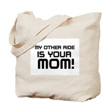Cute Oh momma Tote Bag