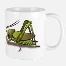 Green Cricket Mugs