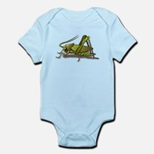 Green Cricket Body Suit