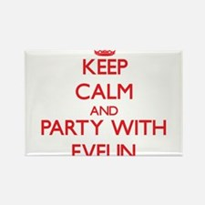 Keep Calm and Party with Evelin Magnets