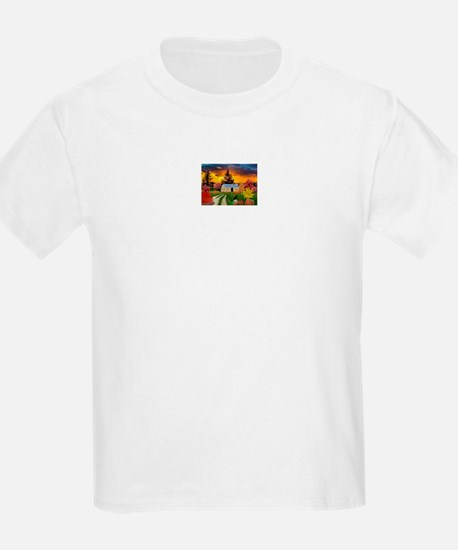 Spooky House T-Shirt