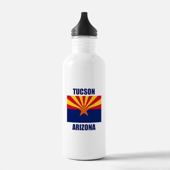 Tucson Arizona Water Bottle