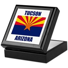 Tucson Arizona Keepsake Box