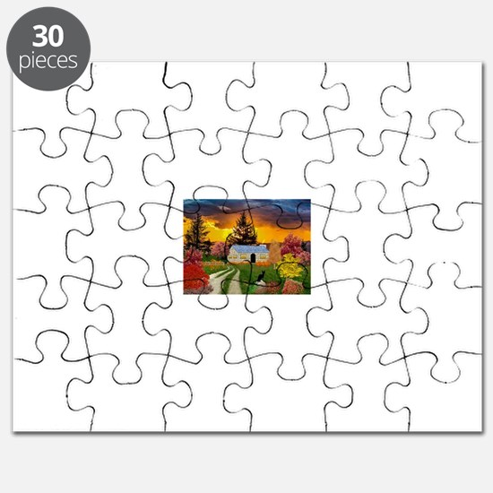 Spooky House Puzzle