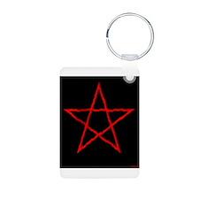 pentagram 2 Keychains
