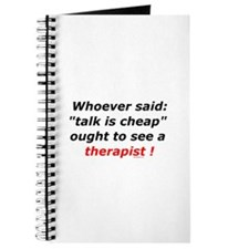 Therapist Journal