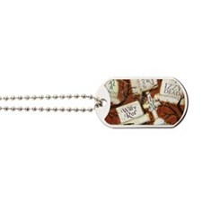 Haunted Cemetery Dog Tags