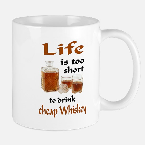 WHISKEY Mugs