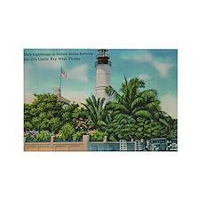 Key West Lighthouse Rectangle Magnet