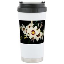 Day lilies in a Row Travel Mug