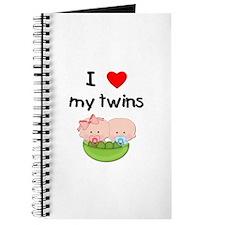 I love my twins (3) Journal