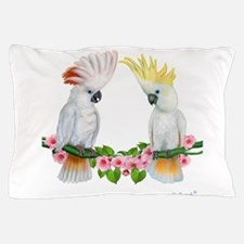 Cockatoo Pillow Case